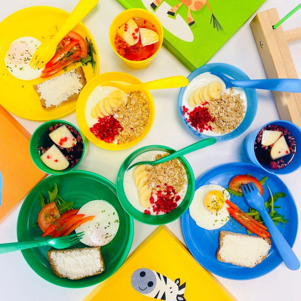 catering dla żłobków przedszkoli szkół